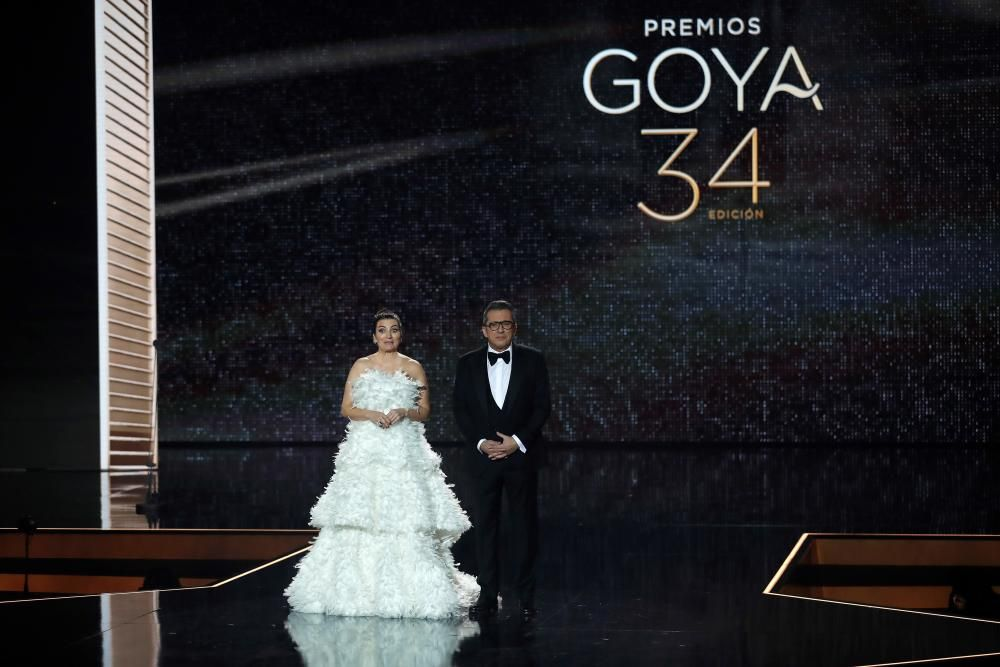 GALA ENTREGA PREMIOS GOYA 2020