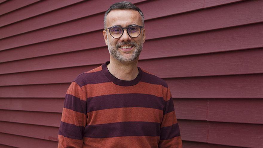 El martorellenc Quim Miró rep un premi per la seva tasca liderant el portal Exterior.cat