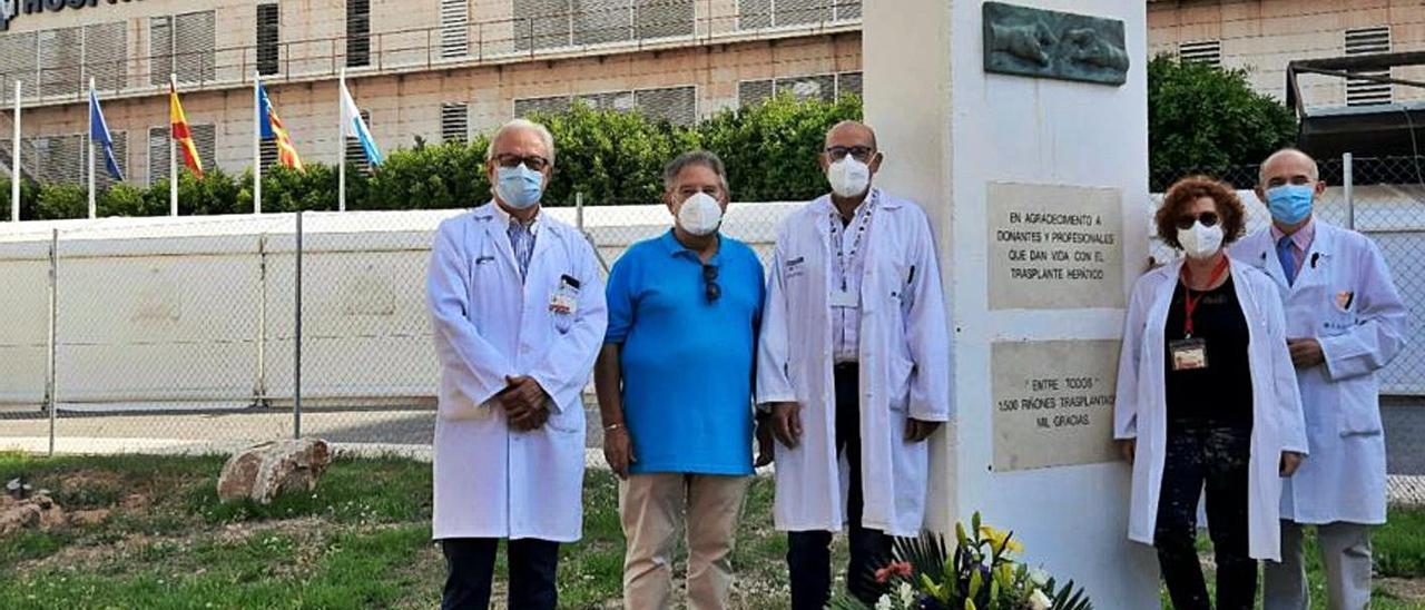 El General bate su récord de trasplantes de hígado con cuatro en 72 horas - Información