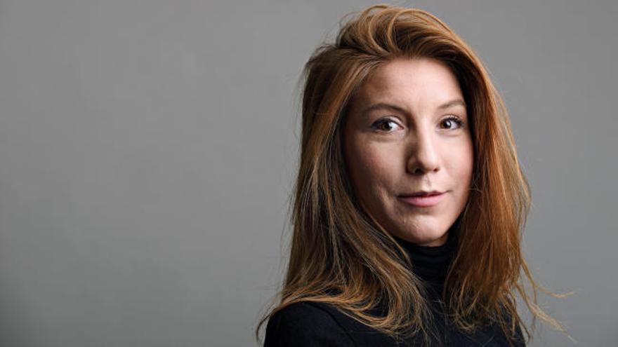 El torso hallado en Dinamarca es el de la periodista sueca Kim Wall