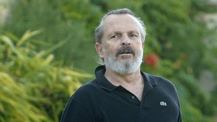 Miguel Bosé reaparecerá en 'Lo de Évole' tras meses de silencio