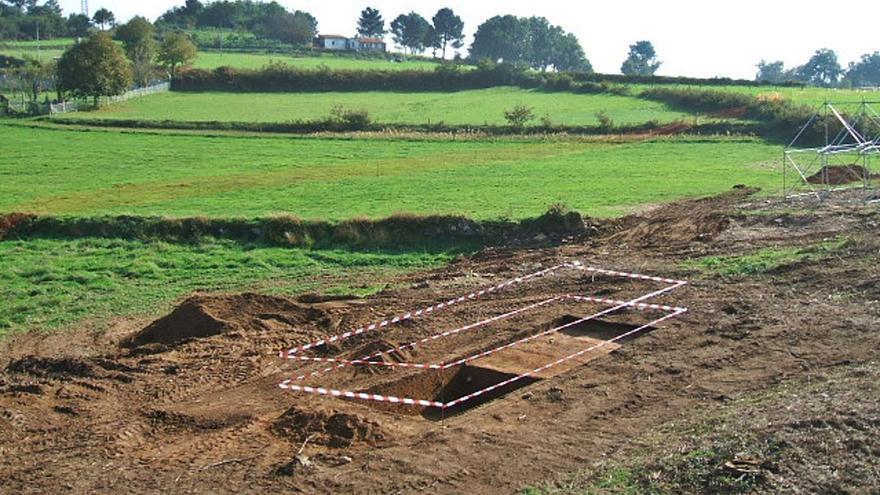 Os restos do Castriño de Bendoiro como exemplo dun secuestro arqueolóxico