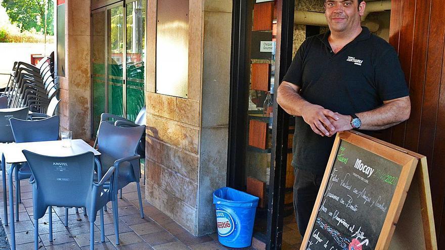 Es tiempo de asado en Santianes