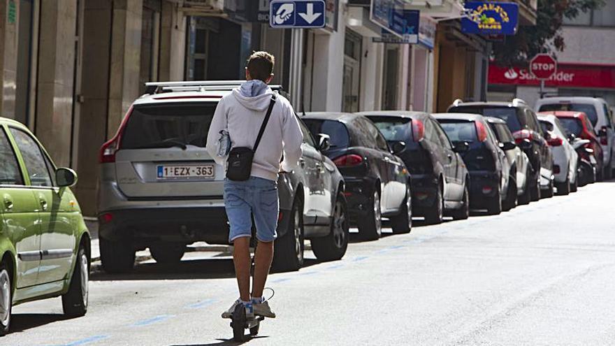 PP y Xàtiva Unida critican la ordenanza de patinetes ya que es poco restrictiva