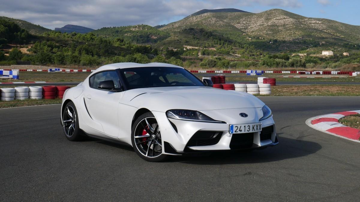 Toyota GR Supra: Prueba en circuito