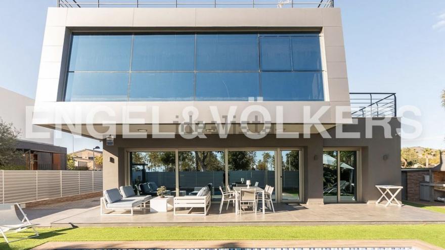Casa de diseño a la venta por 950.000 euros