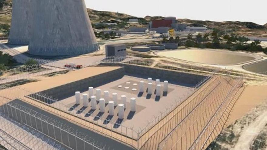El CSN autoriza el Almacén Temporal Individualizado de la central de Cofrentes
