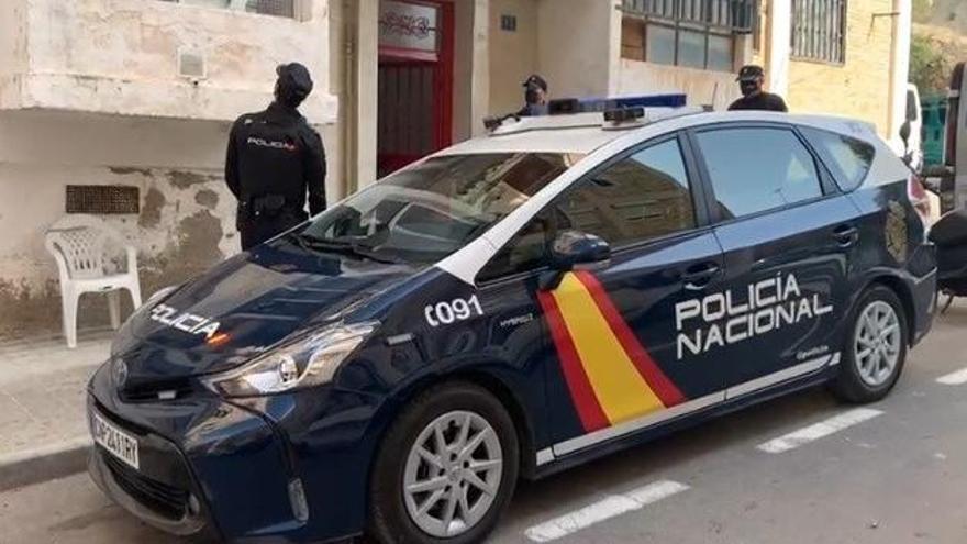 Un detenido por el asesinato a puñaladas de su expareja en Madrid
