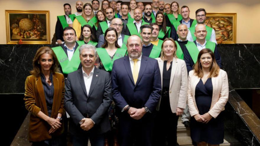 Intech Tenerife y la EOI entregan 50 títulos de sus programas y másteres