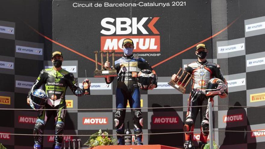 El Orelac de Algemesí conquista dos podios en el mundial de Supersport