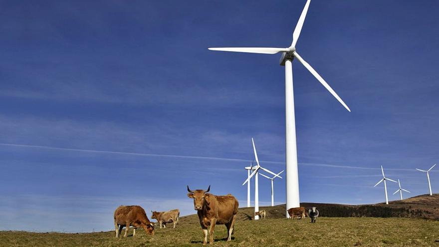 La Xunta prioriza una veintena de parques eólicos de su concurso de hace 10 años