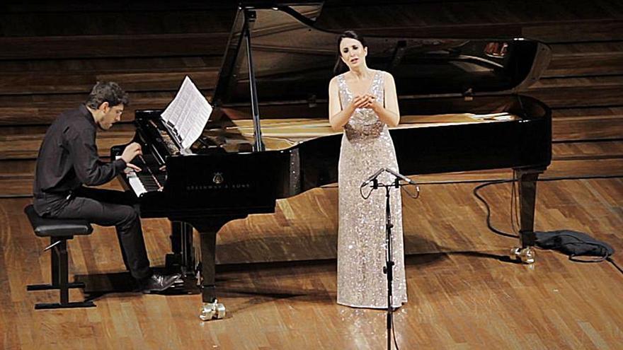 La soprano Irene Mas graba para el sello Deutsche Grammophon