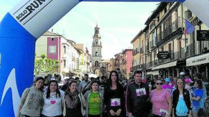 """Bambalinas destinará un donativo de 344 euros a la marcha virtual """"Andarines"""""""