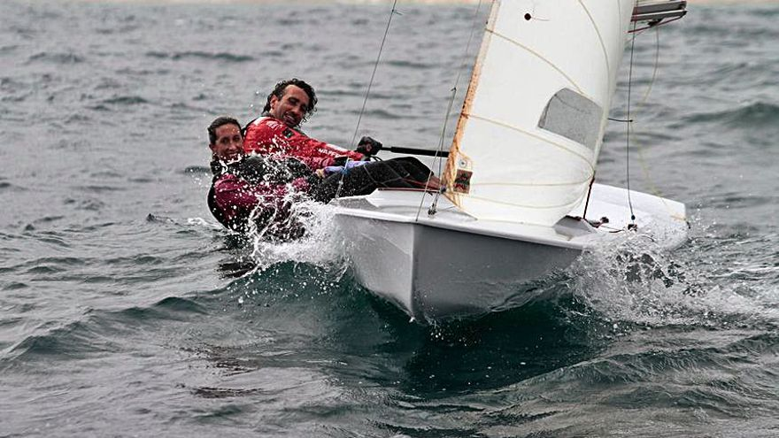 Líderes firmes tras la segunda jornada del Trofeo Primavera de vela