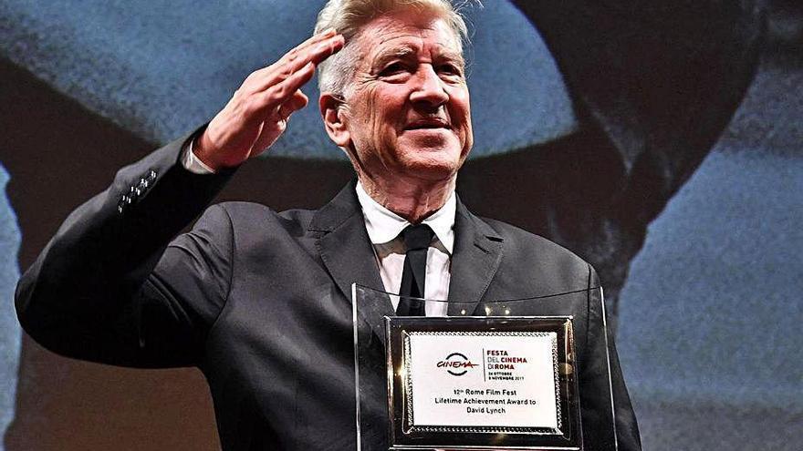 El cineasta David Lynch recibirá el premio honorífico del Festival de Sitges