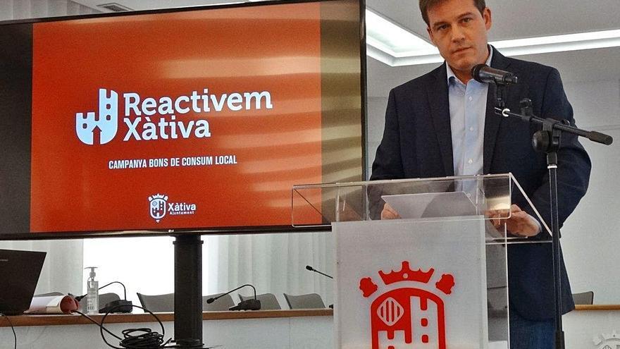 Los bonos al consumo de Xàtiva inyectan más de un millón de euros en los comercios