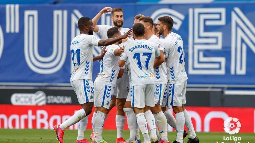 Empate de mérito del Tenerife en Cornellá (1-1)