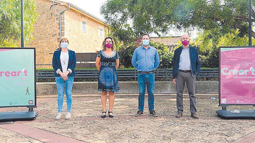 Marratxí promociona a los artistas del municipio a través de la iniciativa Crear't