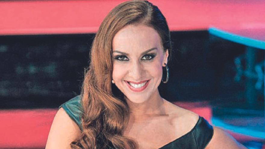 Mónica Naranjo sona com a jurat d''Operación Triunfo'
