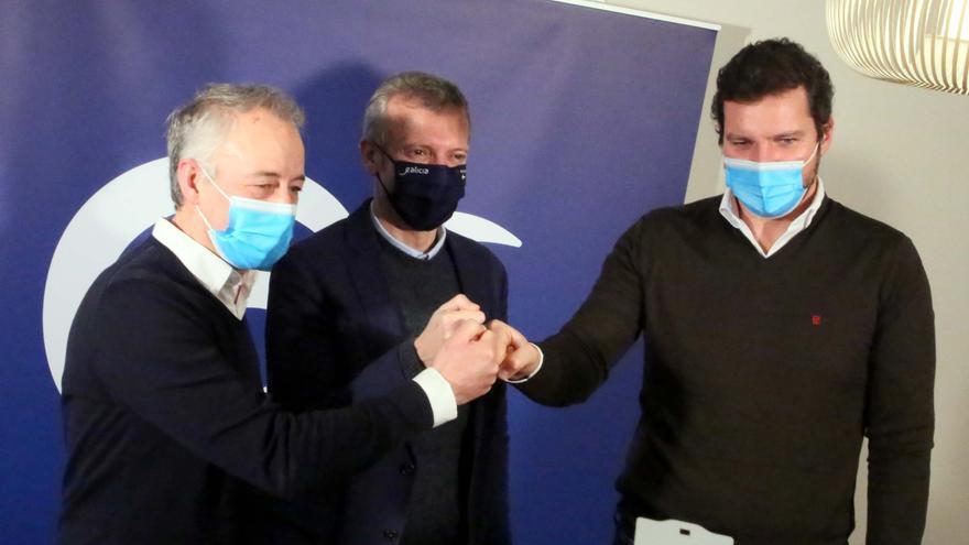 Juan Constenla se convertirá en febrero en el nuevo diputado del PP en el Congreso