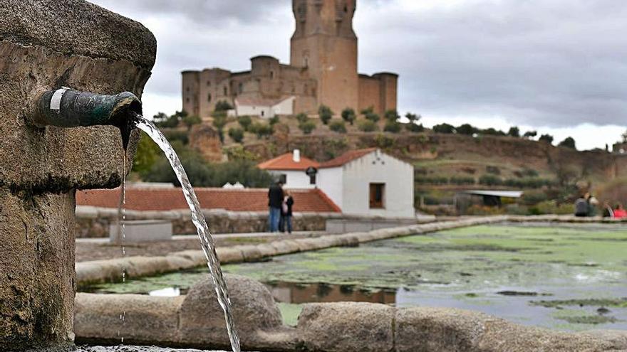 El PSOE pide un acuerdo para la puesta en valor del castillo de Belalcázar