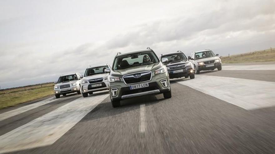 Subaru Forester Eco Hybrid, la importancia de mantenerse fiel a unos principios