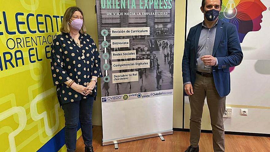 Oviedo lanza un plan para ayudar a los ovetenses en la búsqueda de empleo