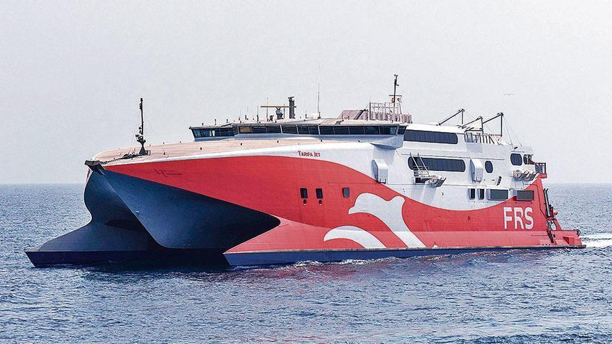 Deutsche Reederei FRS nimmt Verbindung Mallorca-Menorca auf