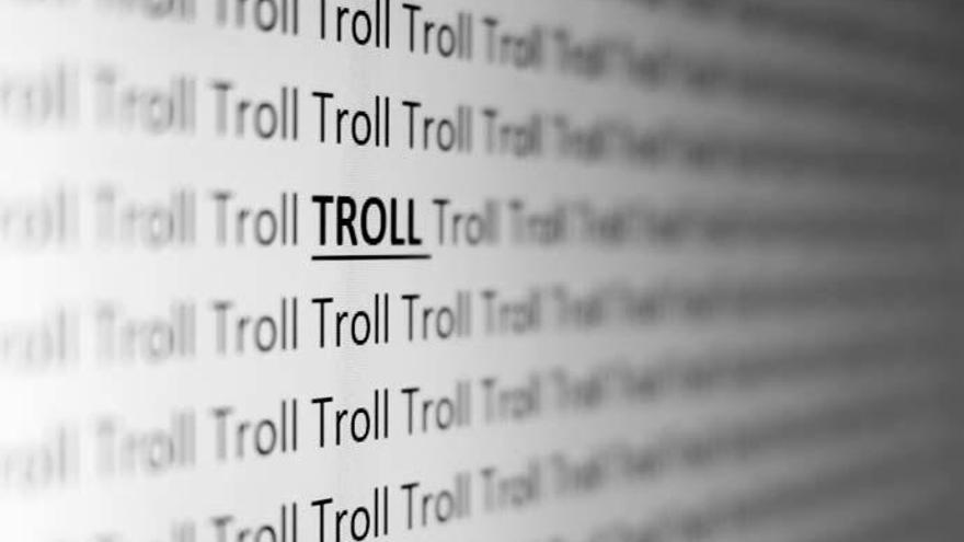 Cómo identificar a un trol en Internet.