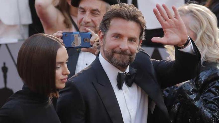 La química entre Lady Gaga y Bradley Cooper hace que Irina Shayk tome una drástica decisión