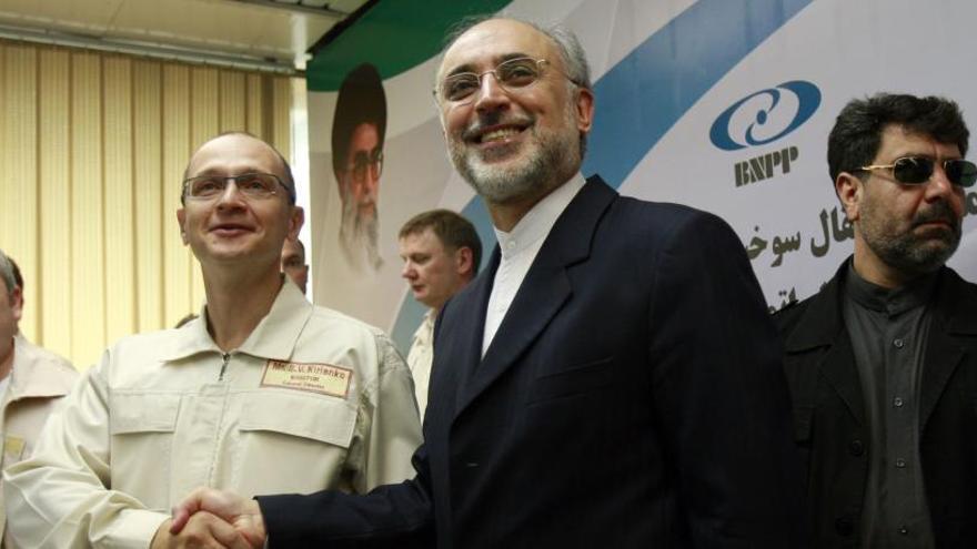"""Irán está preparado para enriquecer uranio a """"cualquier nivel y volumen"""""""