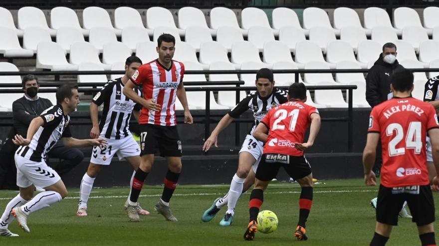 Así te hemos contado en directo el Castellón-Logroñés (0-0)