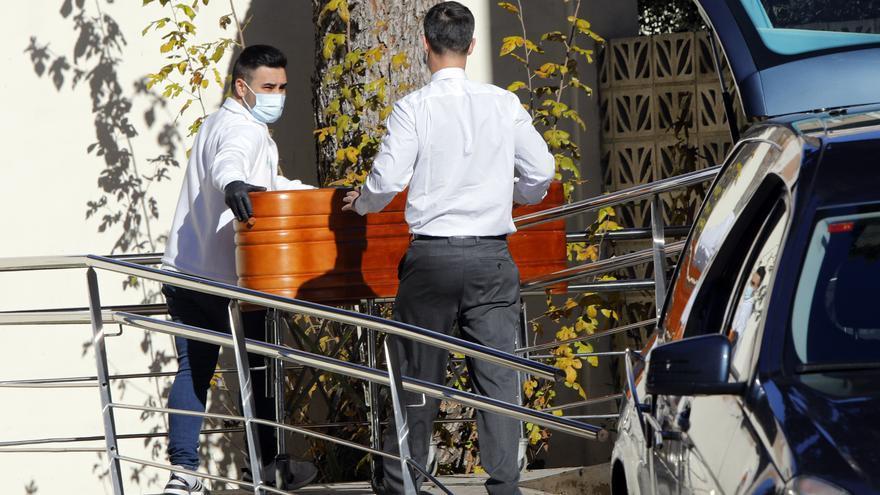 Una muerte cada media hora en la Comunitat Valenciana desde el sábado