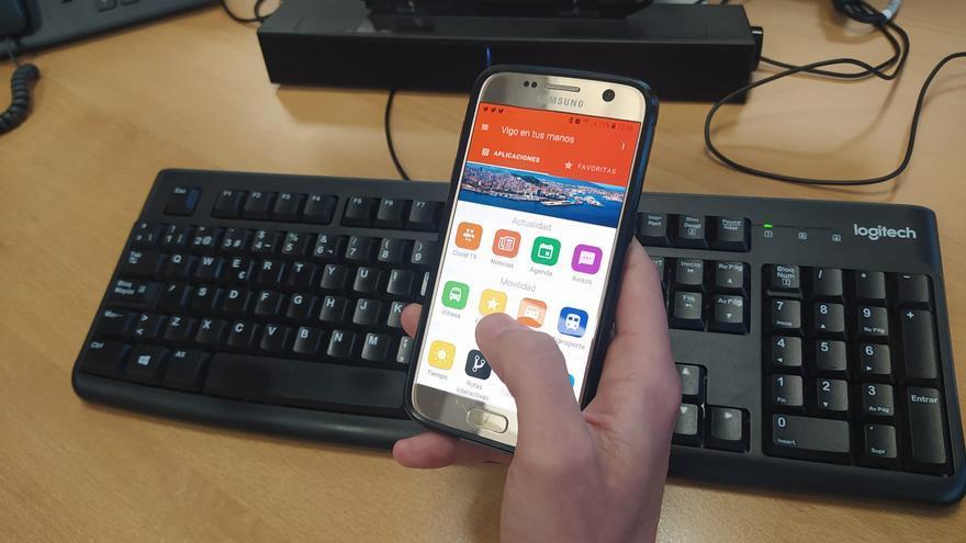 Impuestos en Vigo: fin a los avisos municipales por SMS y correo electrónico