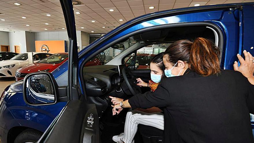 La automoción reclama cambios en los tramos de matriculación por emisiones