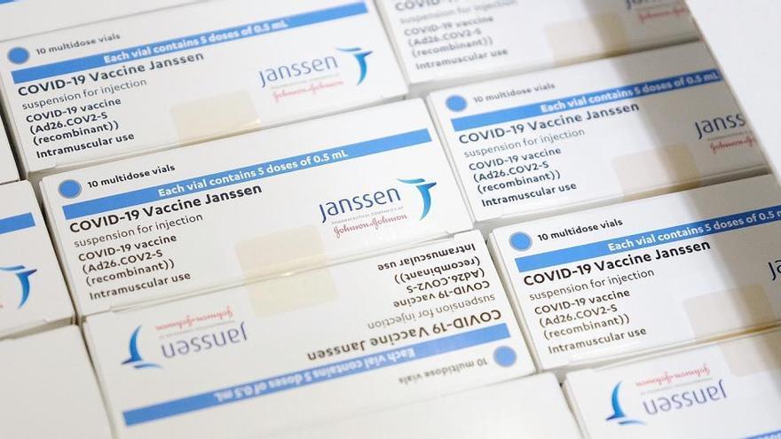 Girona ja ha administrat les 2.000 primeres dosis de la vacuna Janssen
