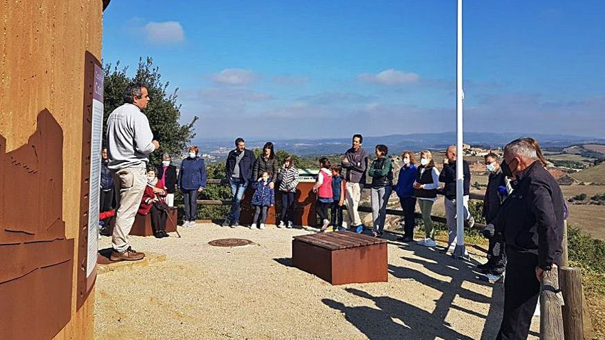Visita teatralitzada al castell de Mirambell