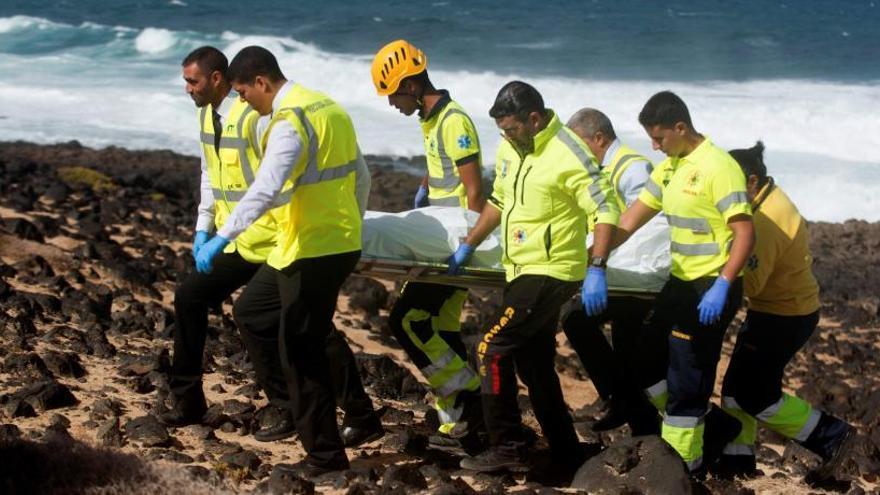 Al menos 336 inmigrantes han muerto este año al naufragar sus pateras