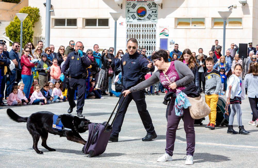 La Policía Local de Finestrat cumple 25 años