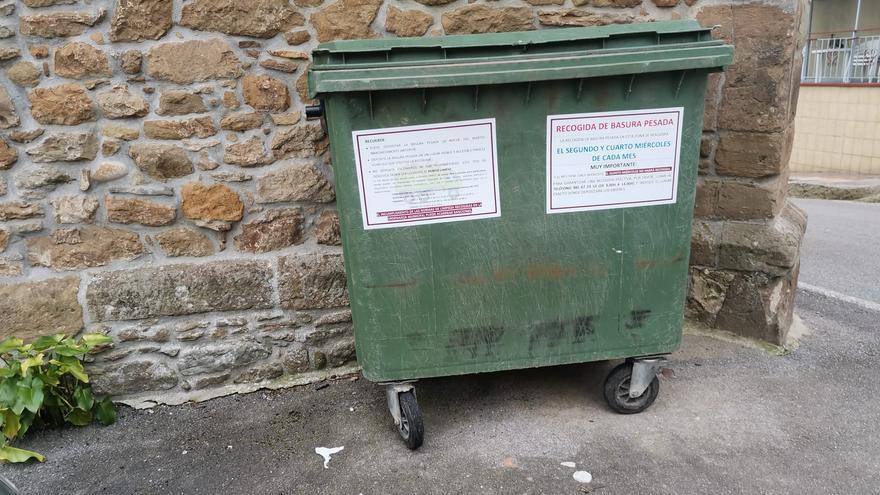 San Martín pide a los vecinos que no depositen basura pesada en la calle