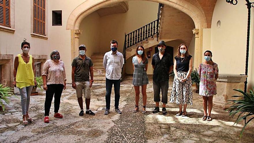 El Ayuntamiento de Palma convocará en 2021 otra Jornada d'Art Urbà de Son Güells