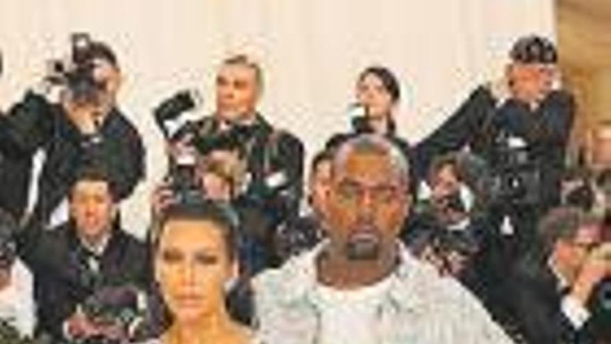 Kardashian y Kanye West, vidas separadas