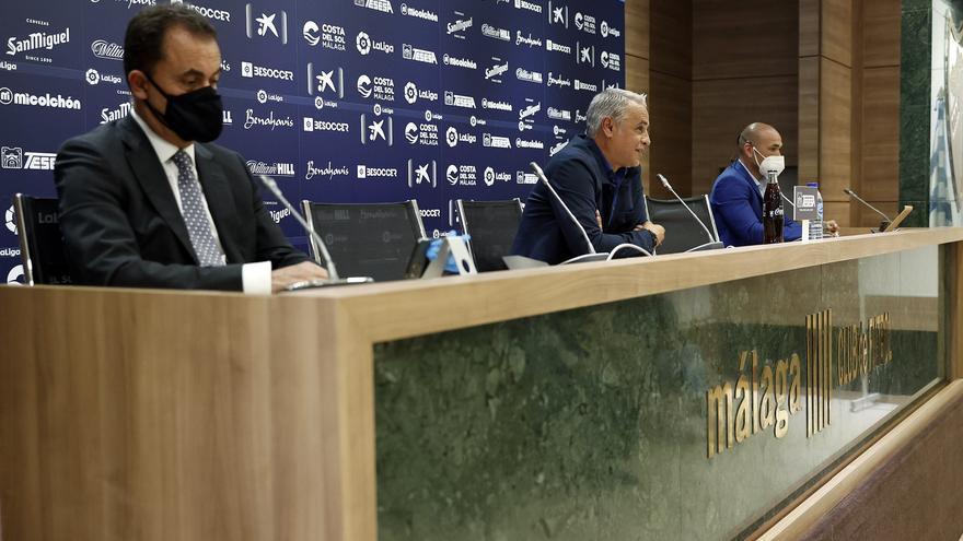 Manolo Gaspar y José María Muñoz respaldan a Pellicer en su despedida