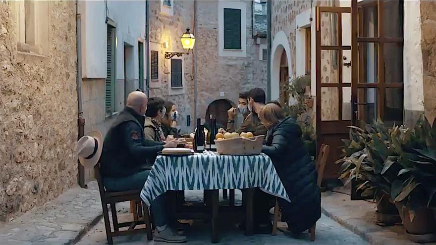 Así es la emotiva campaña para promocionar producto de Mallorca
