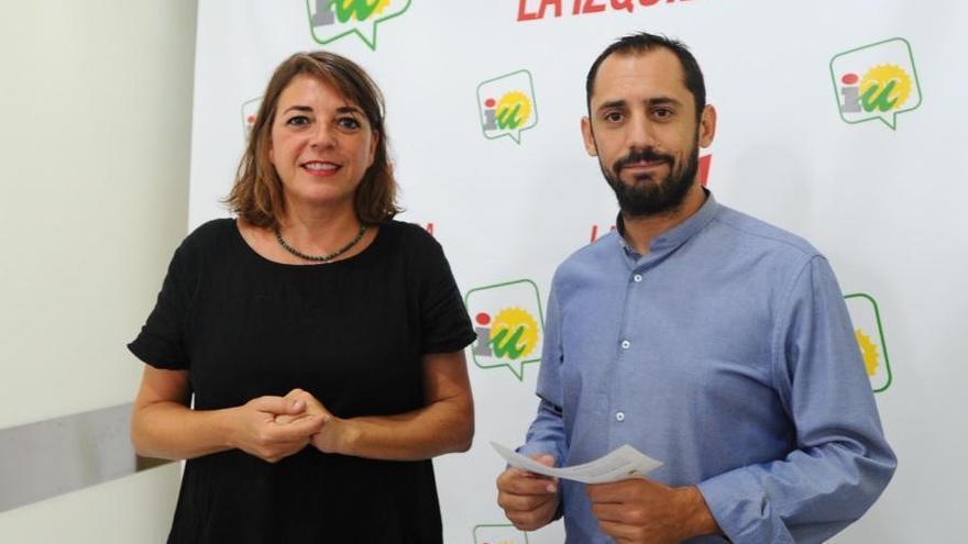"""IU exige un cambio de modelo productivo ante los """"desastrosos"""" datos de paro en Córdoba"""