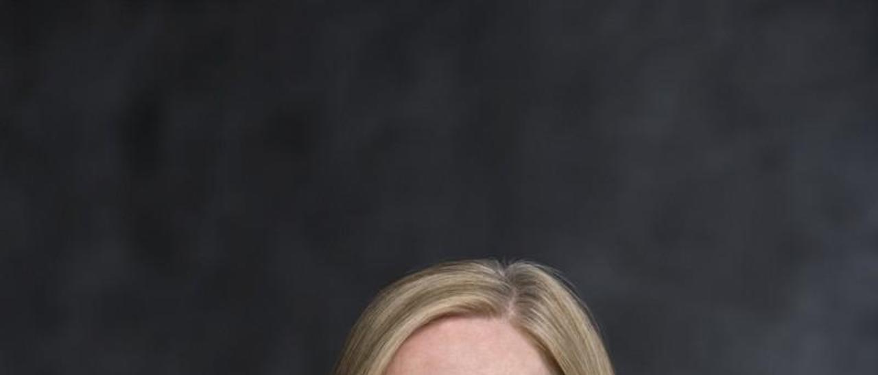 La directora norteamericana Anne Manson.