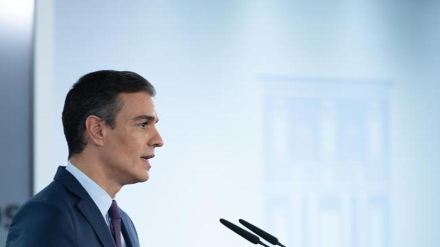 Sánchez apuesta por extender el nuevo estado de alarma seis meses para doblegar la curva de la segunda ola