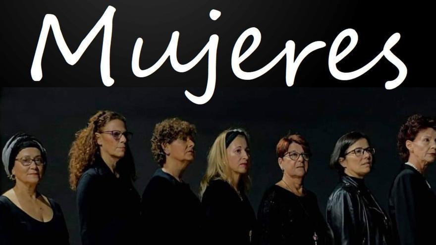 Obra teatral Mujeres de ASC Mararía