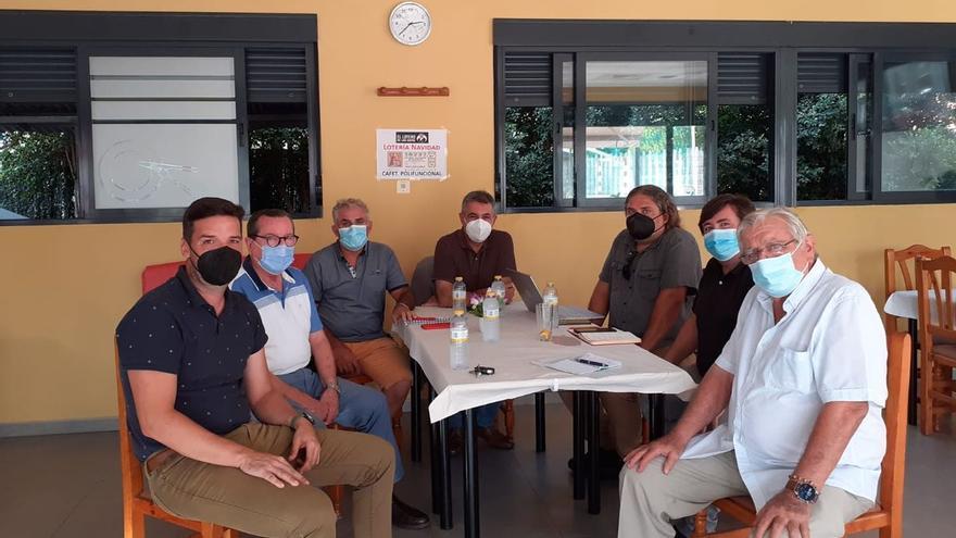 Exponen el Plan Especial de la Marjaleria para la regularización de las viviendas en Burriana