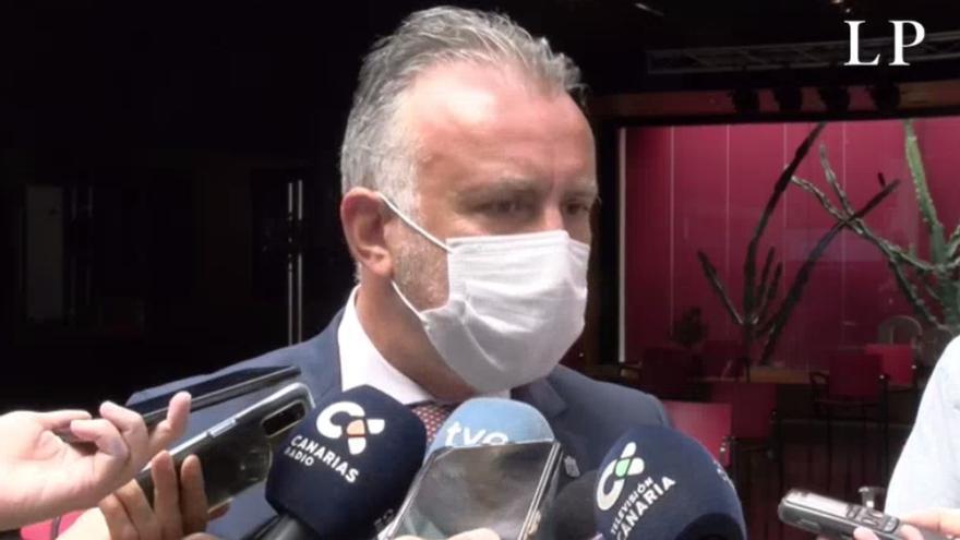 Ángel Víctor Torres condena las declaraciones del Padre Báez sobre el caso de Anna y Olivia